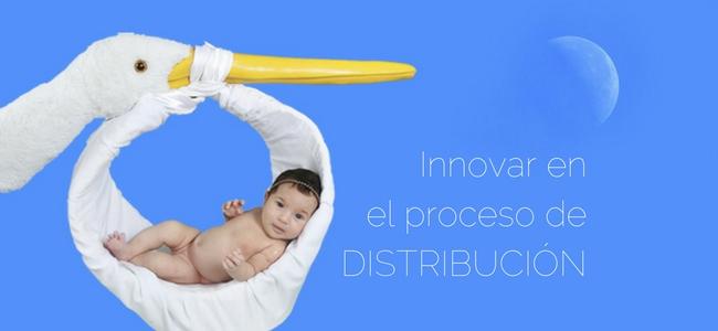 innovar en los procesos de distribucion
